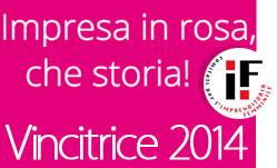 Premio 2014 Impresa in rosa